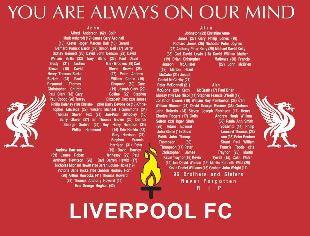 Justice For 'Our' 96 …