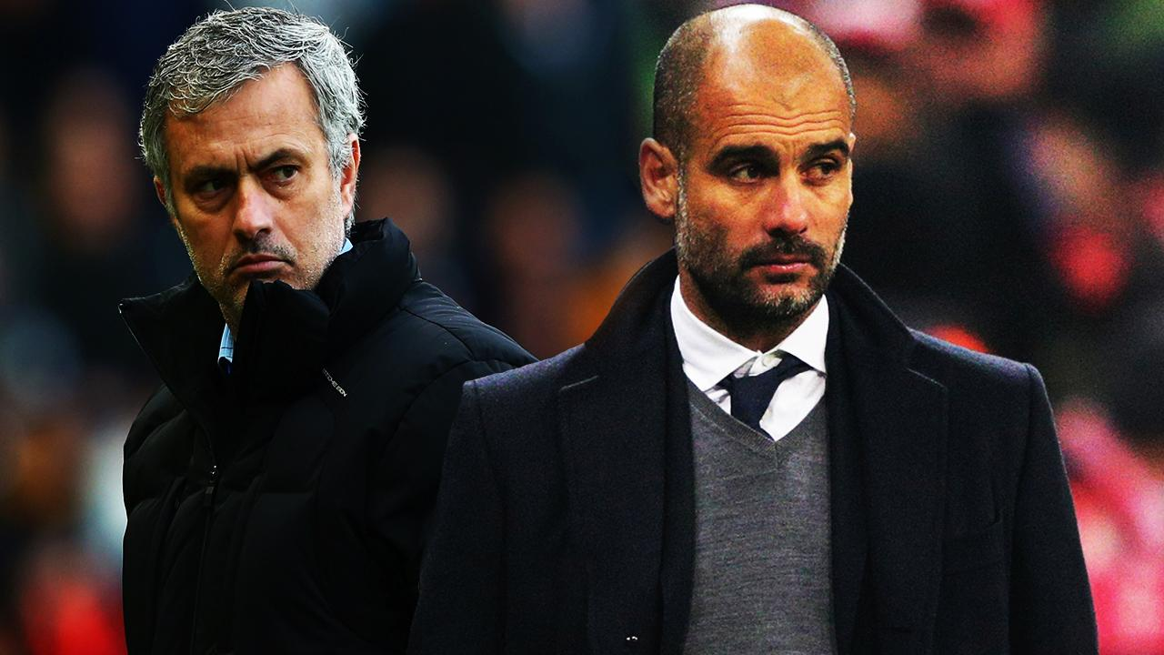 Pep Vs Jose …. Carra's Thoughts