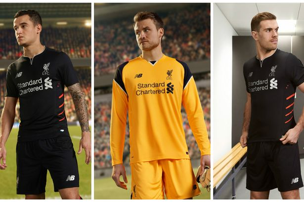 New LFC 2016/17 Away Kit Revealed ….