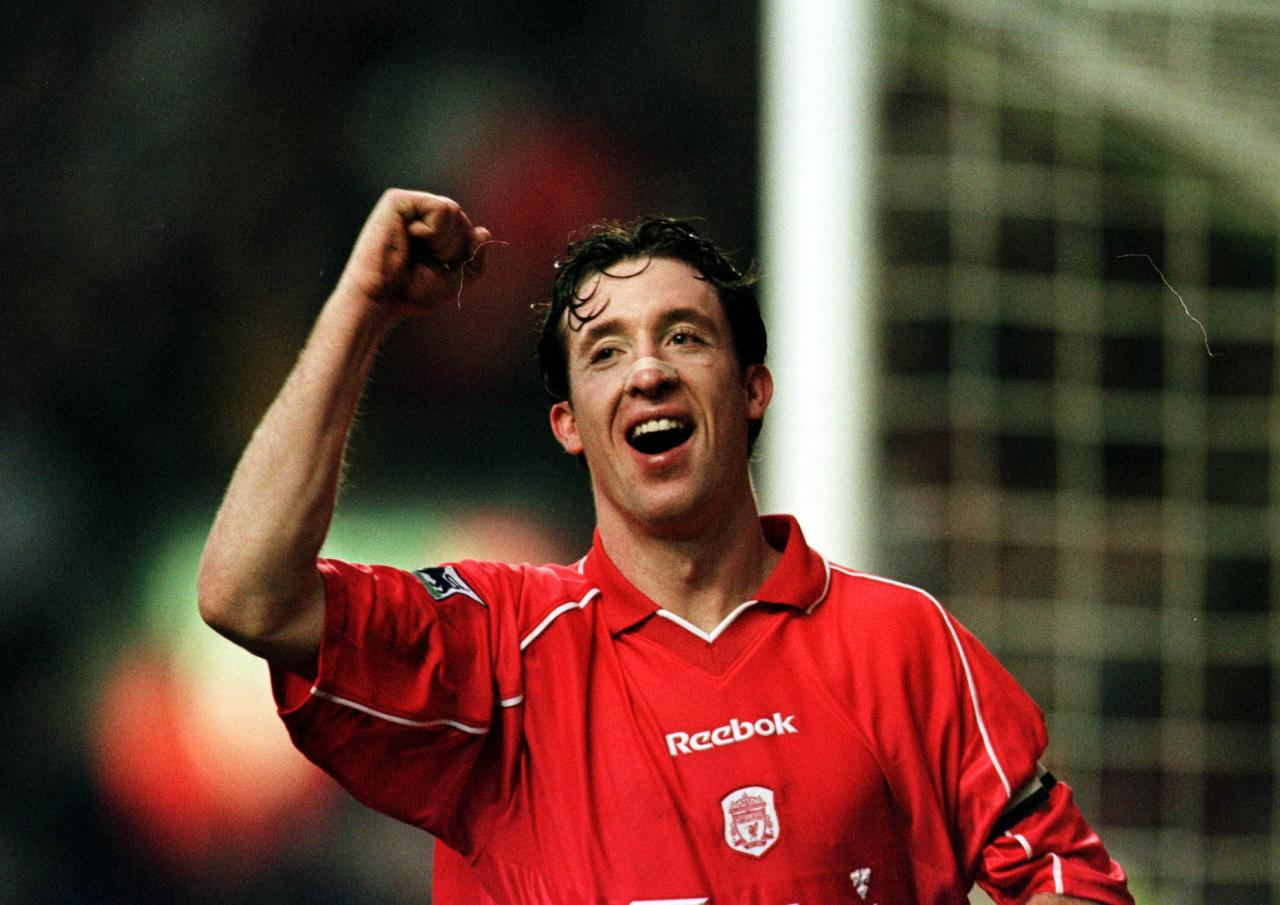 Robbie Fowler Signed Limited Edition Shirts …