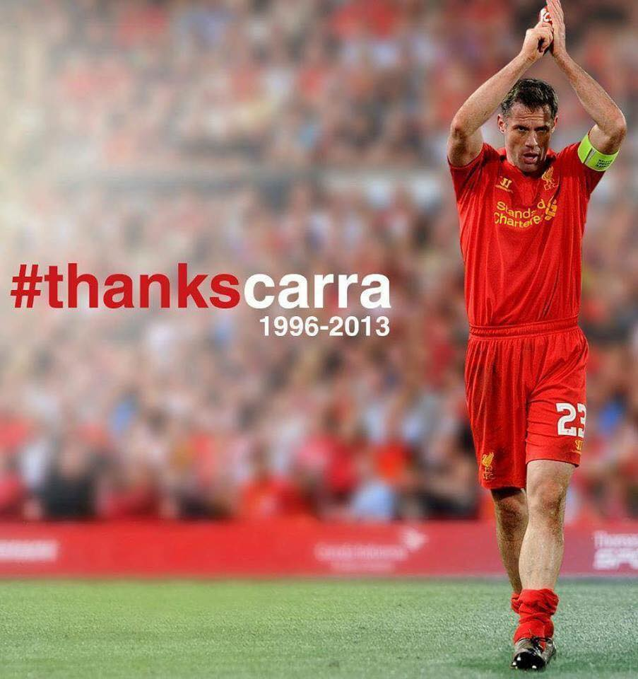 Already 3 Years Since Carra Retired ….