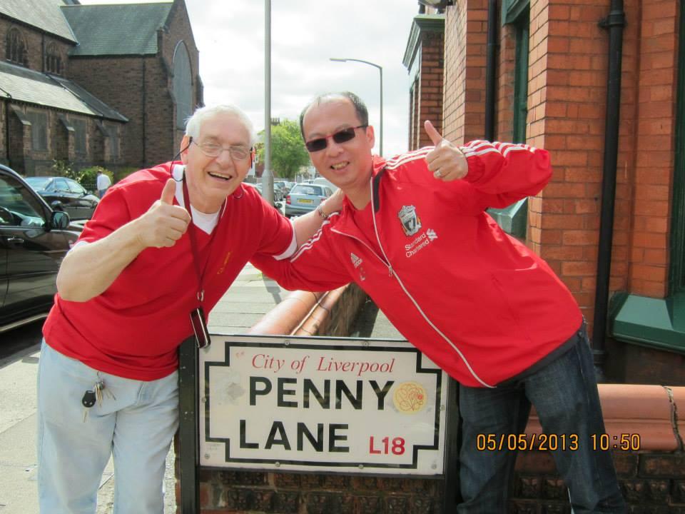 Mr Liverpool … A fatherly figure!!! …. (GB)