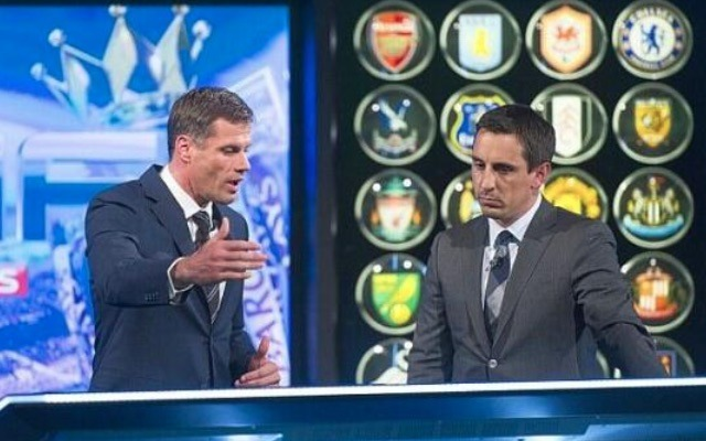 Great To See Carra Back On our Screens