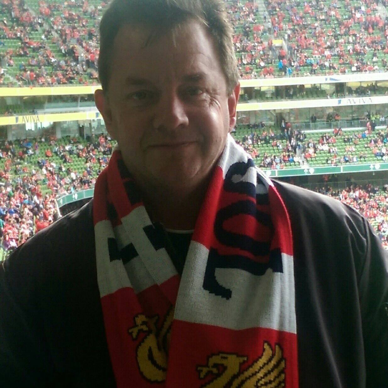 The Kop … through the eyes of a South African (GB)
