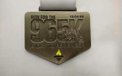 Please support the 5th 'Run For The 96' 5K this weekend in Stanley Park ….