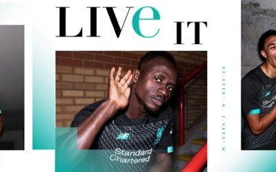 LFC's new 3rd kit …. what are your thoughts?