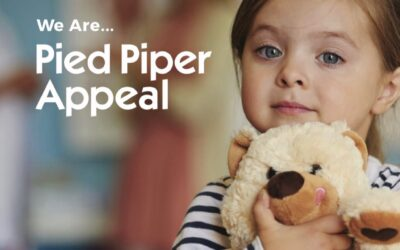 Delighted To Support The Pied Piper Appeal …